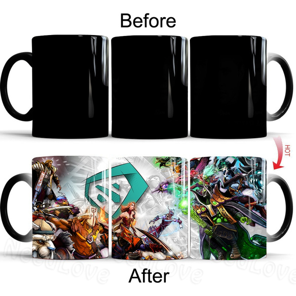 colorchangingcup, Coffee, Magic, Gifts
