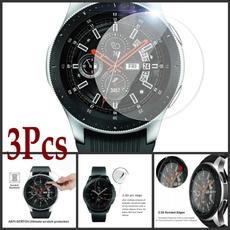 glasswatchprotectorfilm, Screen Protectors, samsunggalaxywatchcase, Samsung