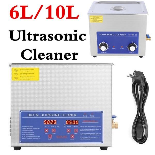 ultrasonicheatedcleaner, ultrasonicwatchcleaner, digitalcleaningmachine, jewelrycleanerpolish