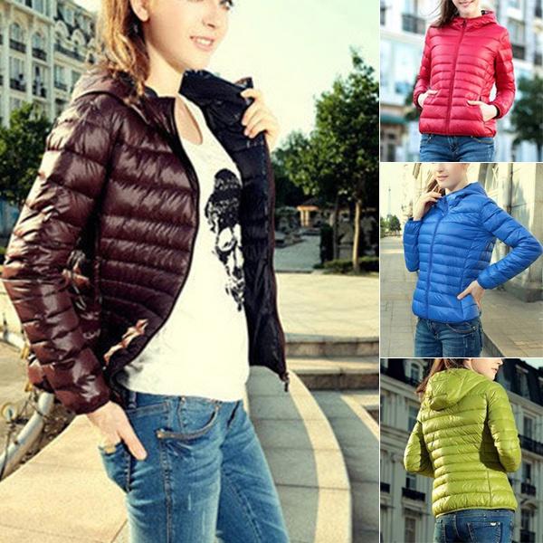 casualwomenscoat, Coat, Winter, Sleeve