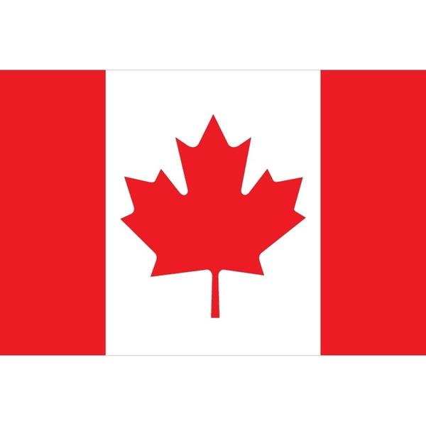 Canada, mapleflag, Polyester, leaf