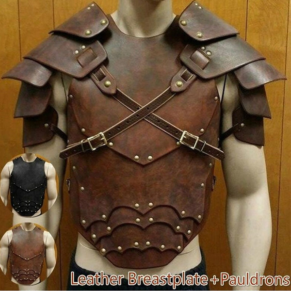 leatherbreastplate, Fashion, Cosplay, Medieval