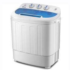 twintubewashingmachine, Capacity, washingmachine8lb, camping