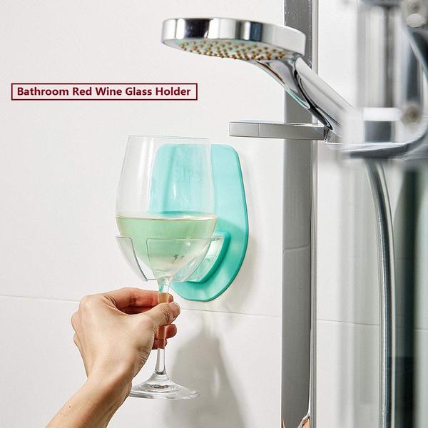 Bathing, Fashion, glassholder, Glass