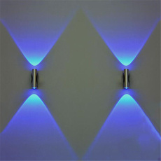 Blues, Decor, led, Home & Living