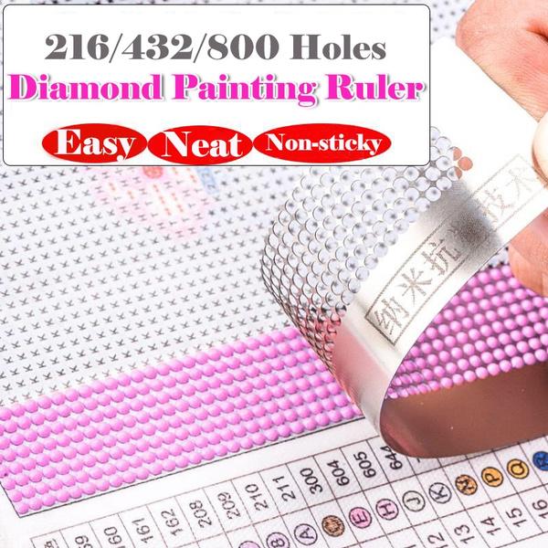 diamondpaintingruler, Steel, paintingwithdiamond, Stainless Steel