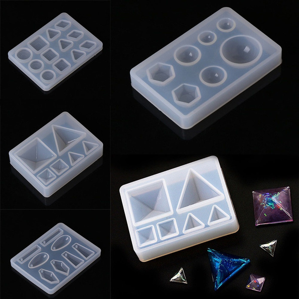 mould, Mini, diyjewelry, Triangles