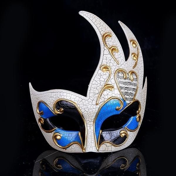 Masks, Masquerade, Halloween, makeupmask