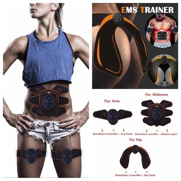 em, muscletrainer, Muscle, Remote Controls