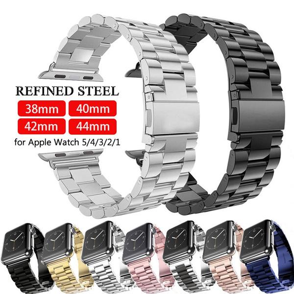 watchbandstrap, Steel, applewatch38mm, Apple