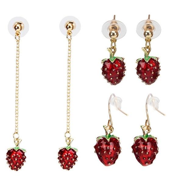 cute, Fashion, Jewelry, Earring