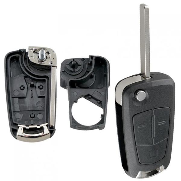 case, carfoldingkey, Remote, carfobshellcase