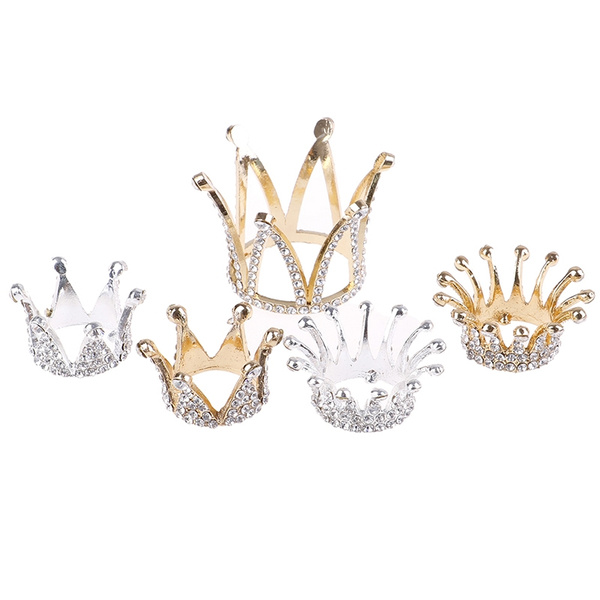 A, b, Beauty, crown