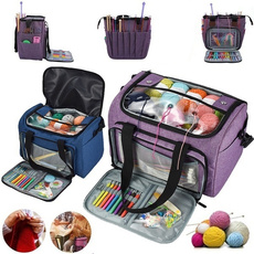handweavingtool, Knitting, yarnstoragebag, crochetbag