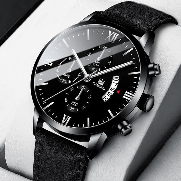 Chronograph, watchformen, Fashion, Casual Watches