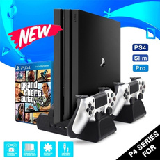 Playstation, Video Games, verticalstand, charger