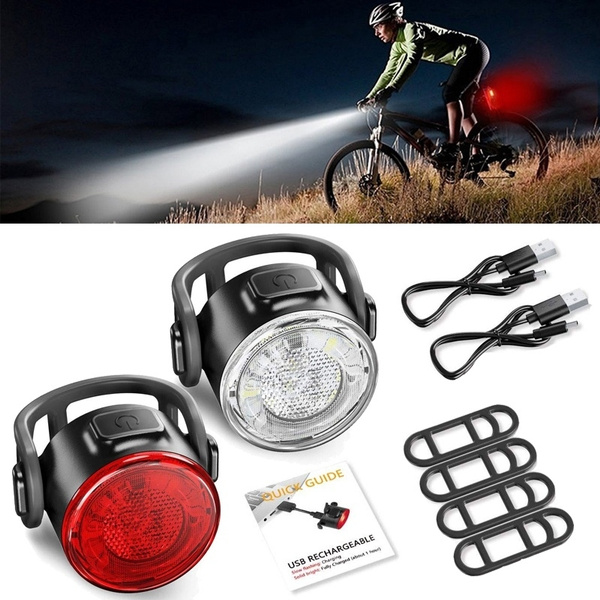 Flashlight, Bicycle, LED Headlights, led