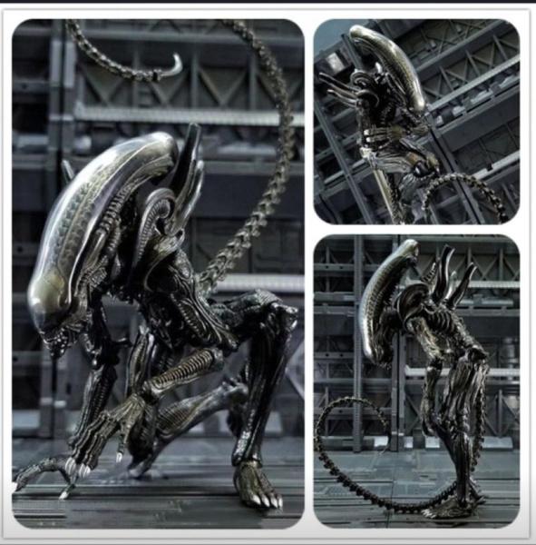 Toy, alientakayatakeyafigma, takayatakeyaanimefigure, alien
