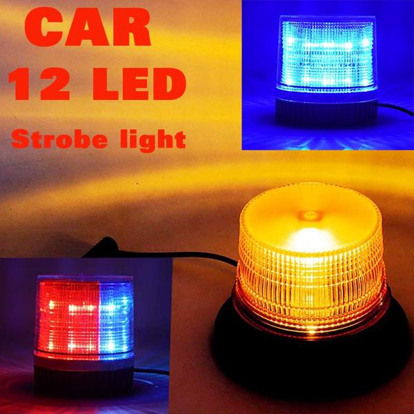 Flashlight, truckemergencylight, led, electromagneticstrobelight