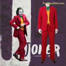 Vest, Fashion, Cosplay, jokercostume