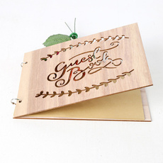 album, weddingsignaturebook, weddinggueatbook, Wooden