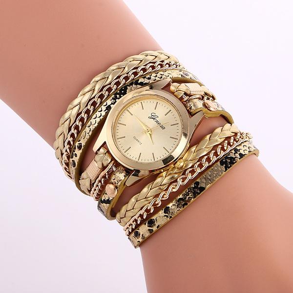 Fashion, Jewelry, fashion watches, leather