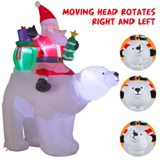 airblowninflatablechristma, Decor, Outdoor, led
