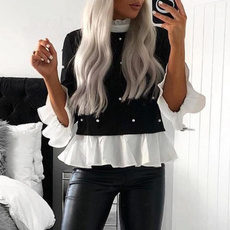 fall clothes women, fashion women, blouse women, long sleeve blouse