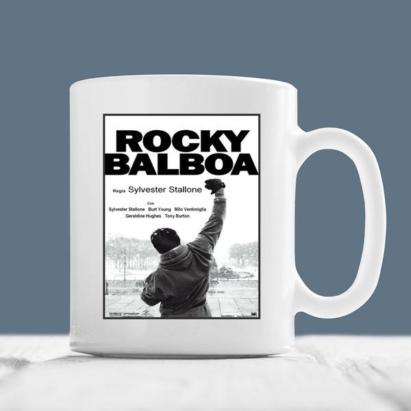Coffee, Movie, giftsforfamily, rocky