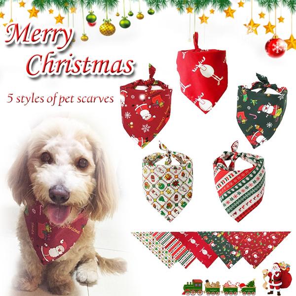 Triangles, Fashion, Dog Collar, Christmas