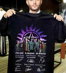 Fashion, supernatural, Graphic T-Shirt, supernaturalshirt