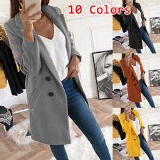 casual coat, Fashion, longcoatsforwomen, Long Coat