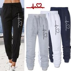 Summer, Fashion, Casual pants, pants