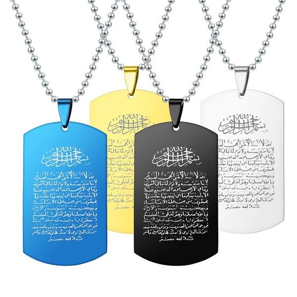 islamicjewellry, Chain Necklace, Jewelry, Chain