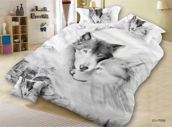 3dwolf, Bedding, Home textile, Cover
