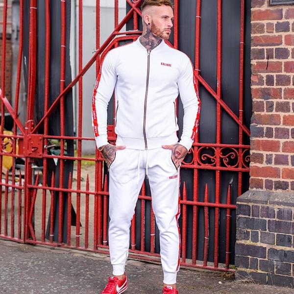 jogging suit, Men's Fashion, sports suit, Suits