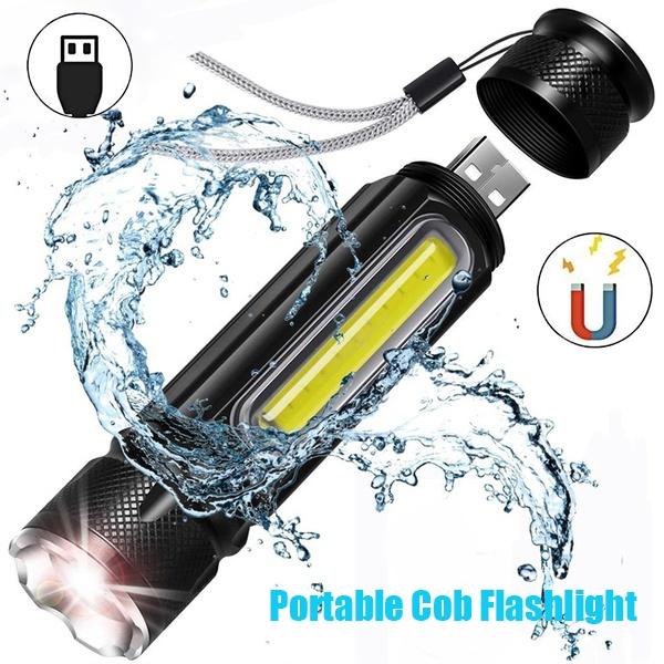 Flashlight, Mini, multifunctionlight, usb