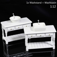 washstand, Toy, doll, Home & Living