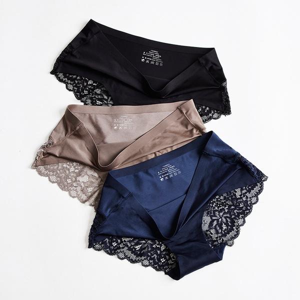 womenbrief, Underwear, Plus Size, Lace