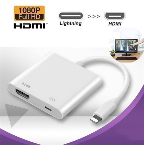 IPhone Accessories, Hdmi, applehdmiadapter, TV