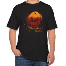 stephenking, Chiffon Shirt, Long T-Shirt, Shirt
