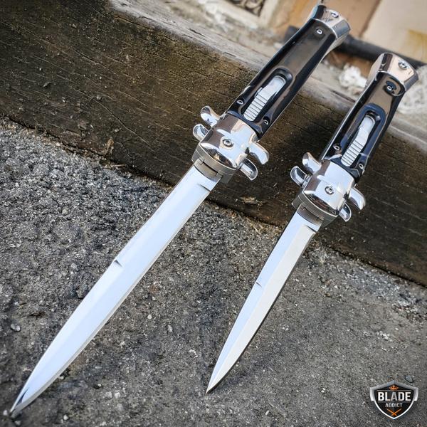 stilettoknife, Outdoor, otfknife, switchbladeknife