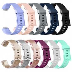 Bracelet, Sport, watchstrapforfitbitinspirehr, Jewelry