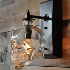 Lamp, industrial, Bar, staircase