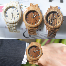 woodenwatch, Fashion, bracelet watches, Gifts