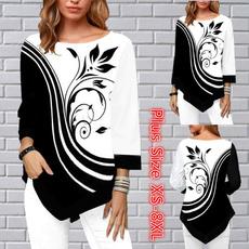 Womens Blouse, long sleeved shirt, Women Blouse, Long Sleeve