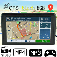 Touch Screen, worldmap, Gps, Cars