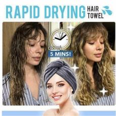 Bath, bathcap, haircap, Towels