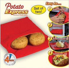 potatoe, Kitchen & Dining, Cooking, microwaveoven