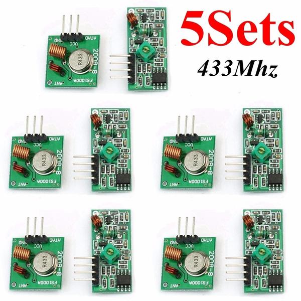 433mhztransceivermodule, 433mhzrfreceivermodule, receivermodule, smarthome